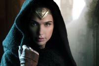 Gal Gadot as Wonder Woman in new film
