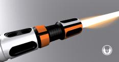 BB-8 Hilt Emitter 2
