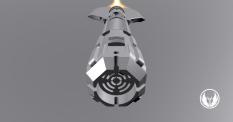 Taurus LWB Pommel 2