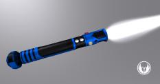 Calrissian Lightsaber Hilt
