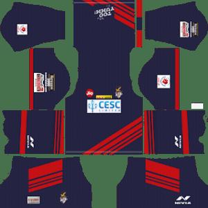 ATK Kolkata Away Kit 2019