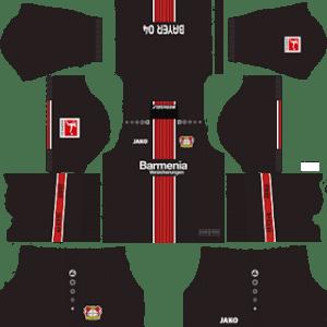 Bayer Leverkusen Kits 2018/2019 Dream League Soccer