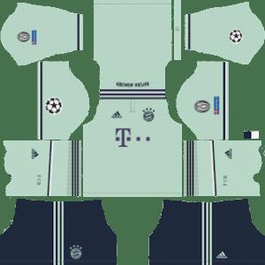 Bayern Munich UCL Away Kit