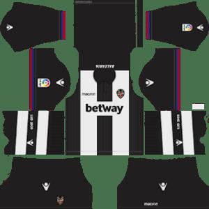 Levante UD Away Kit 2019