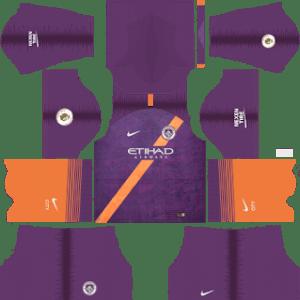 Manchester City Third Kit 2019
