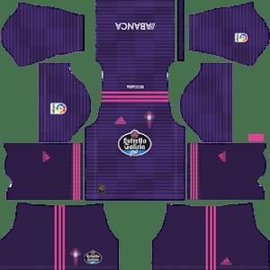 Celta Vigo Away Kit 2019