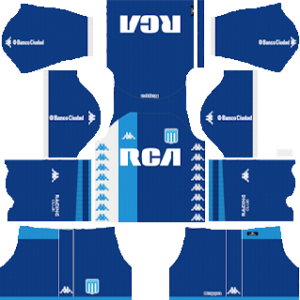 Racing Club Away Kit 2019