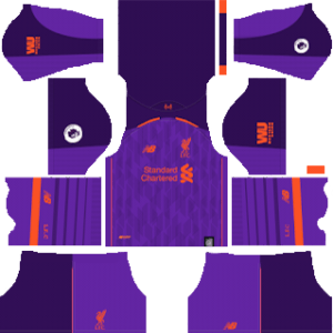 Liverpool Away Kit 2019