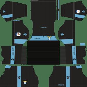 S.S. Lazio Third Kit 2019
