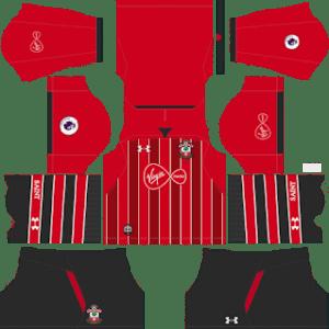 Southampton FC Third Kit 2019