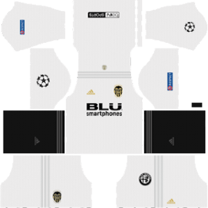 Valencia UCL Home Kit