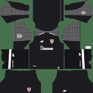 Athletic Bilbao Goalkeeper Home Kit 2019