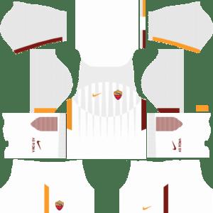 AS Roma Away Kit 2018