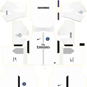 Paris Saint-Germain Goalkeeper Away Kit: