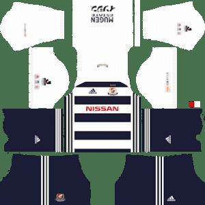 Yokohama F. Marinos Away Kit 2019