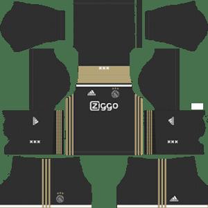 AFC Ajax Away Kit 2019
