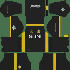 Bhayangkara FC Goalkeeper Home Kit 2019