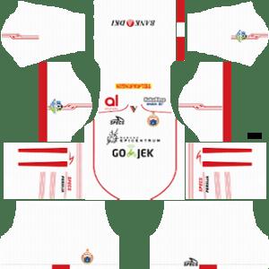 Persija Jakarta Away Kit 2019