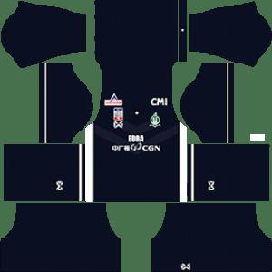Melaka United Away Kit 2019