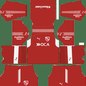 Independiente Goalkeeper Away Kit 2019