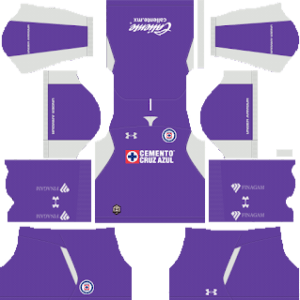 Cruz Azul Goalkeeper Away Kit 2019