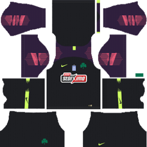 Panathinaikos F.C. Goalkeeper Away Kit 2019
