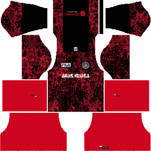 Pahang FAFila Goalkeeper Home Kit 2019