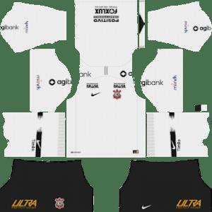 Corinthians Kits 2018/2019 Dream League Soccer