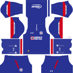 Cruz Azul Kits 2018/2019 Dream League Soccer