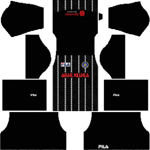Pahang FAFila Third Kit 2019