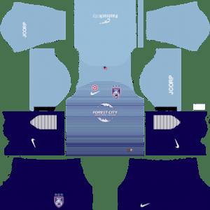 Johor Darul Takzim Third Kit 2019