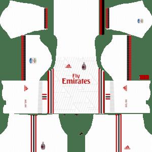 AC Milan Away Kit 2018
