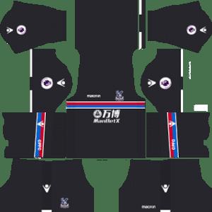 Crystal Palace FC Away Kit 2018