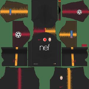Galatasaray S.K. UCL Away Kit