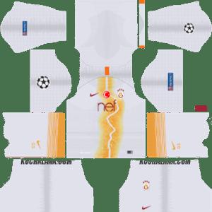 Galatasaray S.K. UCL Third Kit