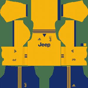 Juventus Away Kit: