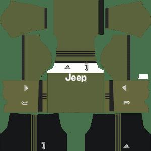 Juventus Third Kit: