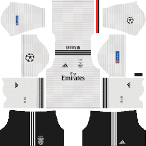 SL Benfica Away Kit: