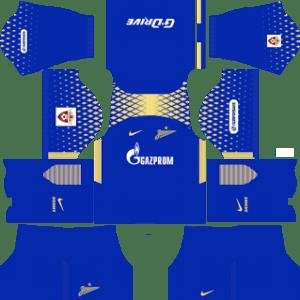 Zenit St Petersburg Third Kit: