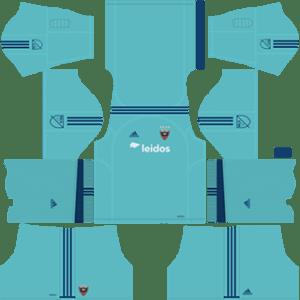 D.C. United Goalkeeper Home Kit