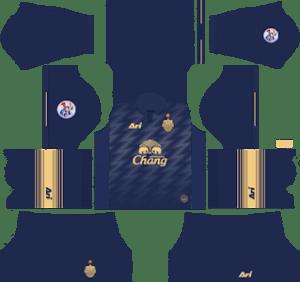 Buriram United ACL Home Kit