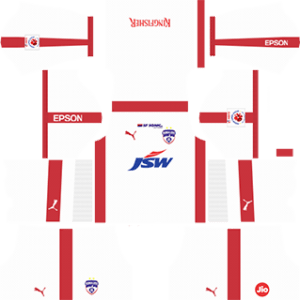 Bengaluru FC Away Kit
