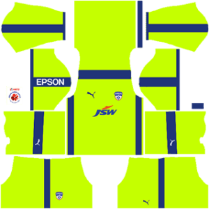 Bengaluru FC Third Kit