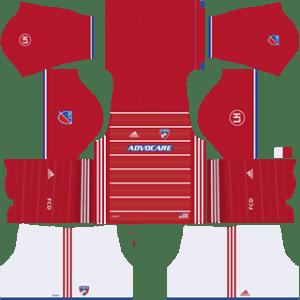 FC Dallas Kits 2017/2018 Dream League Soccer