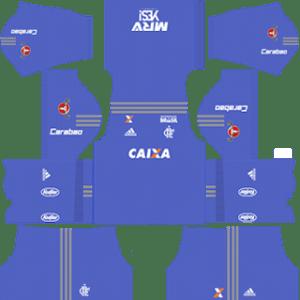 Flamengo Goalkeeper Home Kit