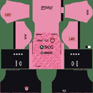 Muangthong United Goalkeeper Third Kit