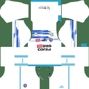 Arema FC Away Kit