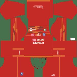 Arema FC Third Kit