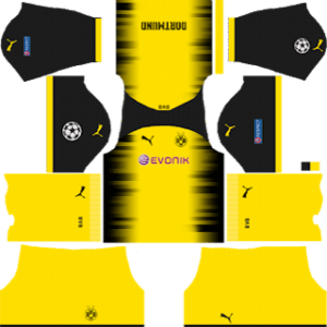 Borussia Dortmund International (UCL) Kits