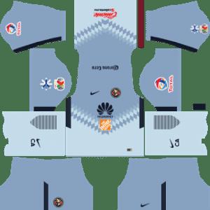 Club America Goalkeeper Away Kit